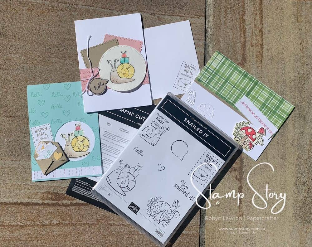 Card - Snail Mail