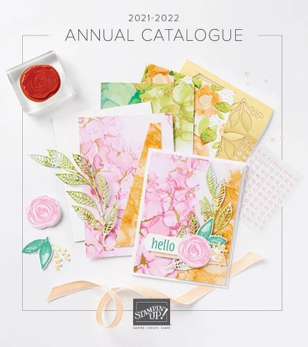 Stamp Story Catalogue - 2021-2022 Annual Catalogue