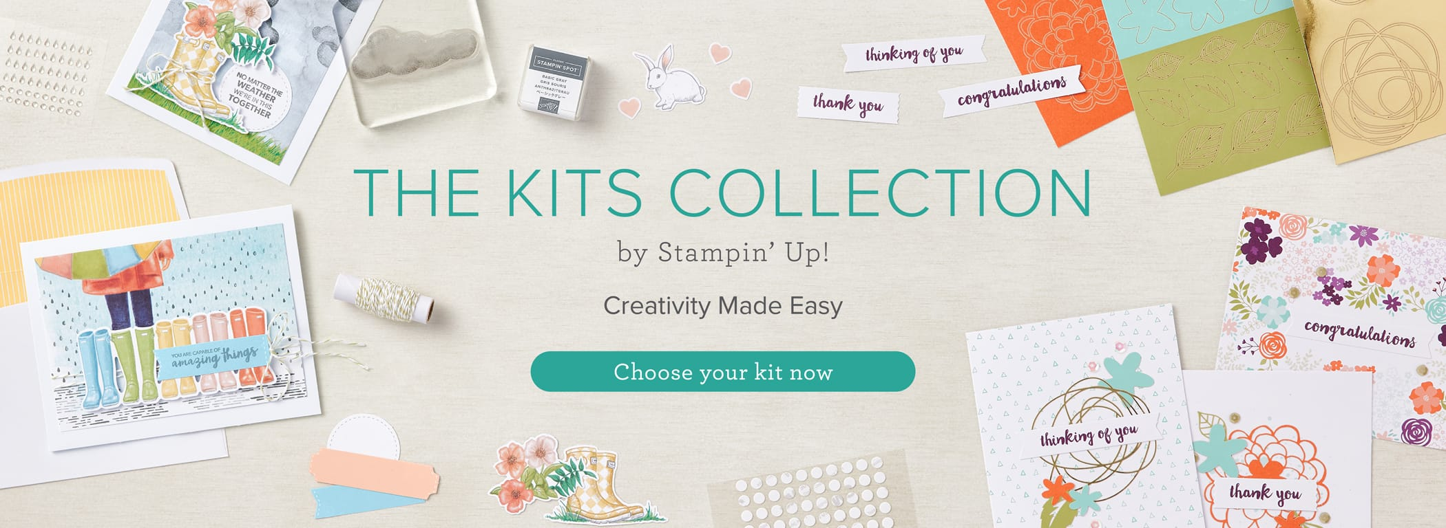 Kits Collection by Stampin up
