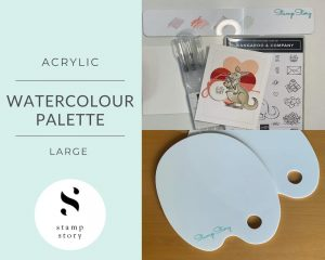 Stamp Story - Watercolour Palette - Large